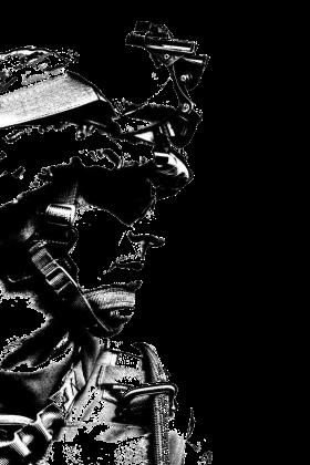 marines man